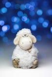 Pecore il simbolo 2015 anni Immagini Stock
