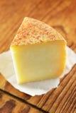 Pecorino,典型的意大利干酪 免版税库存图片