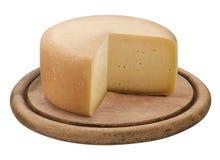 Pecorino,意大利乳酪 库存图片