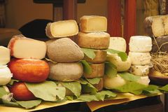 Pecorino Royalty Free Stock Photos