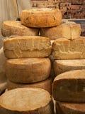 Cheese Pecorino  Stock Photos