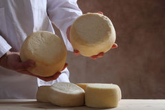 Pecorino cheese. Typical product Italia Royalty Free Stock Photography