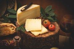 Pecorino, fromage sarde image stock