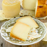 Pecorino of Sardegna Stock Image