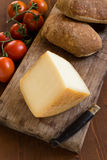 Pecorino-sardo Lizenzfreies Stockfoto
