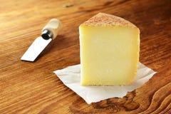 Pecorino, typical italian cheese Royalty Free Stock Photo