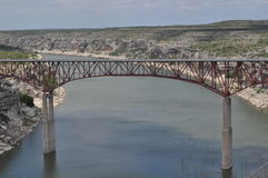 Pecos High Bridge Stock Photography