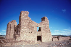 Pecos mission Royalty Free Stock Images