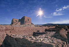 Pecos National Historic Park Royalty Free Stock Photo