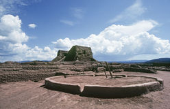 Pecos National Historical Park Royalty Free Stock Photo