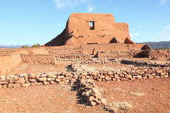 Pecos national historical park 2 Stock Image