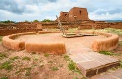 Pecos National Historical Park Royalty Free Stock Image