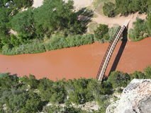Pecos River Stock Images
