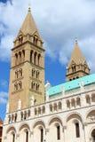 Pecs, Hongarije Stock Foto