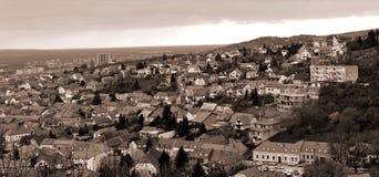Pecs, Hongrie - vue scénique photo libre de droits