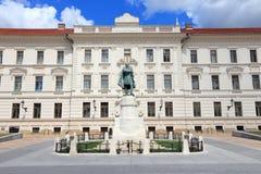 Pecs, Hungary Royalty Free Stock Photos