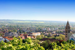 Pecs, Hungary - landmark . Royalty Free Stock Photos