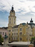 Pecs , South Hungary - 22 September 2016. Autumn photos of the city. Pecs , South Hungary - September 2016. Autumn photos of the city stock photo