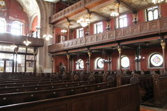 Pecs Synagogue Stock Photo