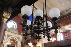 Pecs Synagogue Royalty Free Stock Images
