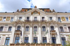 Pecs, Ungarn lizenzfreie stockfotos