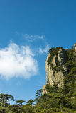 Peculiar peaks Royalty Free Stock Photos
