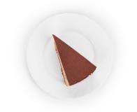 Pedaço de bolo Fotografia de Stock
