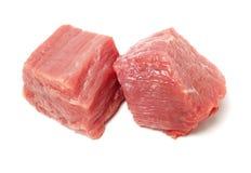 Pedaço enorme da carne vermelha foto de stock royalty free