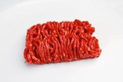 Carne triturada Fotos de Stock Royalty Free