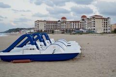 Pedałowa łódź Obraz Stock