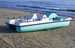 Free Pedal Boat Royalty Free Stock Photo - 20957045