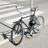 Pedal-Fahrrad-Austauschen lizenzfreie stockbilder