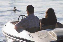 Pedalboot Lizenzfreies Stockbild