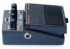 Pedale Analog 2 della chitarra Fotografia Stock