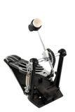 Pedale del piede del tamburo Immagine Stock