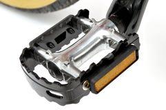 Pedale della bici Fotografia Stock