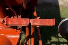 pedales Foto de archivo libre de regalías