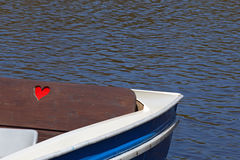 Pedalo boat Royalty Free Stock Photos