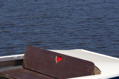 Pedalo boat Stock Images