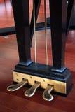 pedals рояль Стоковые Изображения