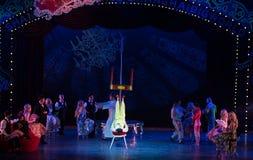 Pedaltechnologie Tabelle-akrobatische showBaixi Traum-Nacht Lizenzfreies Stockbild