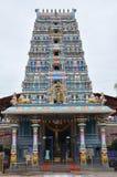 Pedamma tempel i Hyderabad royaltyfri foto