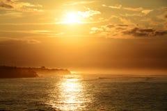 Pedasi海滩 免版税图库摄影