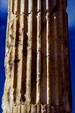 Pedazo abstracto de la columna Foto de archivo libre de regalías