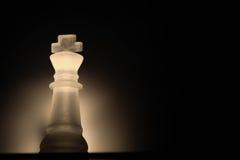 Pedazo de ajedrez Imágenes de archivo libres de regalías