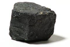 Pedazo de carbón Imagen de archivo