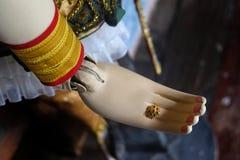 Pedazo de mano de la marioneta Fotos de archivo libres de regalías