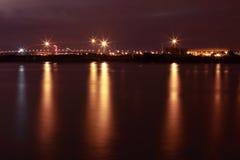 Pedazo de noche Fotografía de archivo libre de regalías