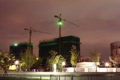 Pedazo de noche Fotos de archivo