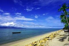 Pedazo de playa de Charu de la explosión del Ao Imagen de archivo